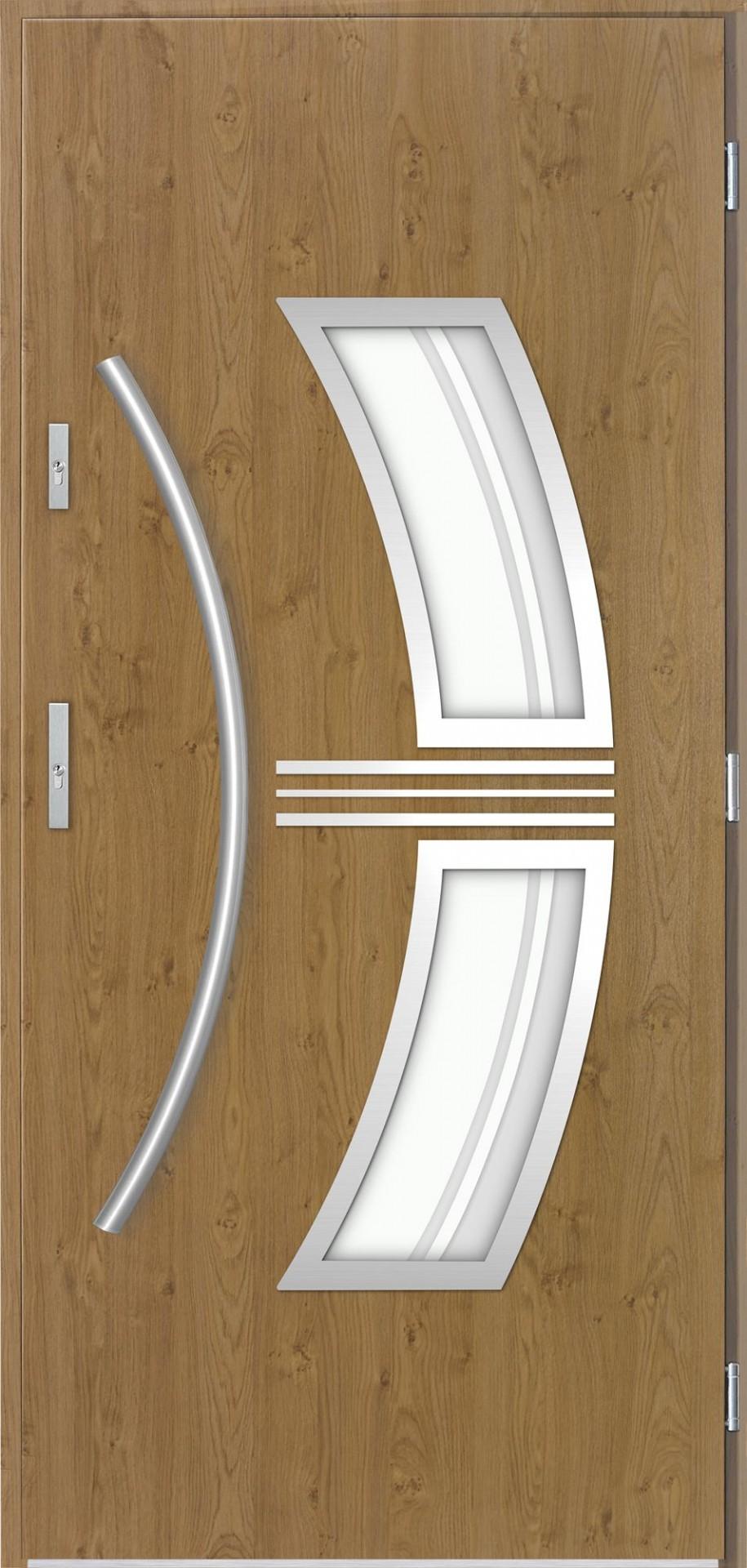 Polstar Sirius, Typ dveří Superior 55