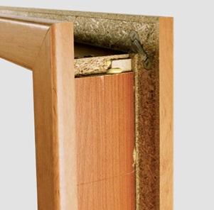 SOLODOOR Obložkové zárubně STANDARD, Šíře v cm 80 cm
